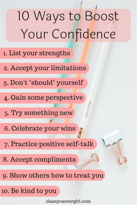 7 New Foundations You Should Try by 10 Ways To Boost Your Confidence Confidence Building
