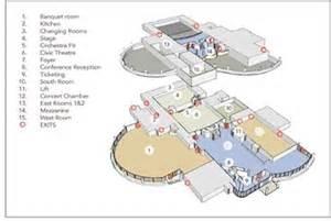 Exploded Floor Plan by 26th International Applied Geochemistry Symposium 2013