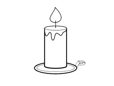 imagenes de velas navideñas para dibujar vela dibujos para colorear