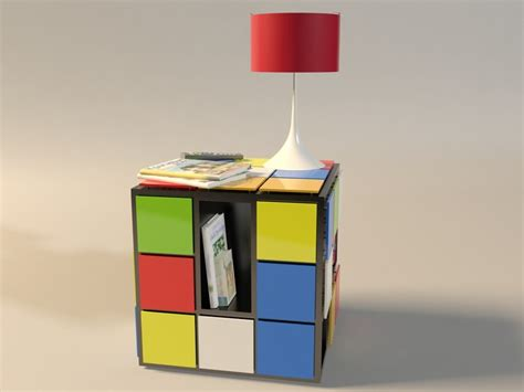 rubik coffee table icreatived