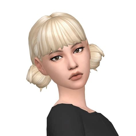 sims 4 long wavy hair without bangs sims 4 long wavy hair without bangs cazy s sorrow