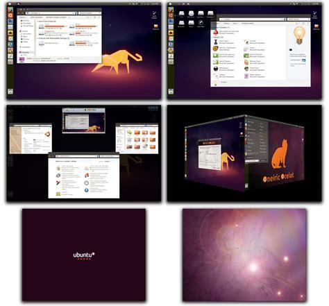 ubuntu full version download free download free ubuntu skin pack 64 bit by hamed v 8 0