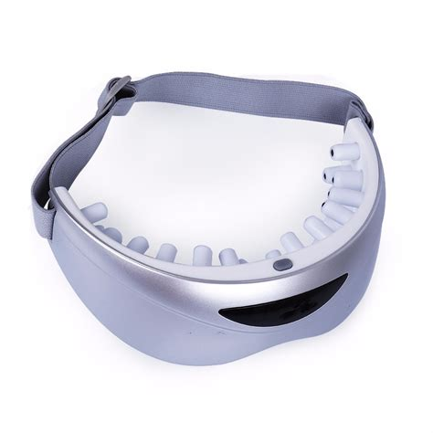 Alat Pijat Elektrik Untuk Ibu alat pijat mata elektrik rechargeable white