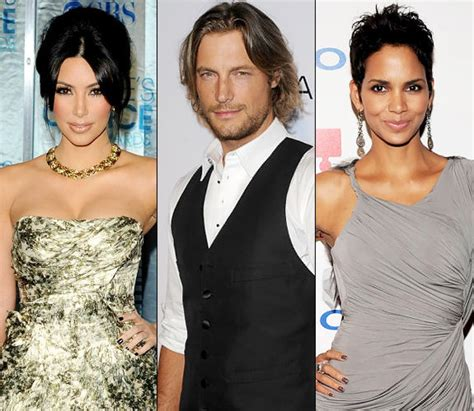 Halle Upset With Mag For Dredging Up Story by Vs Halle Berry With Gabriel Aubry In The