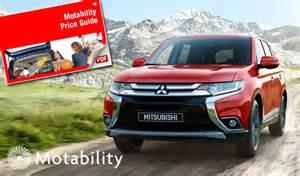 Motability Mitsubishi Mitsubishi Motability Cars In Havant Seward