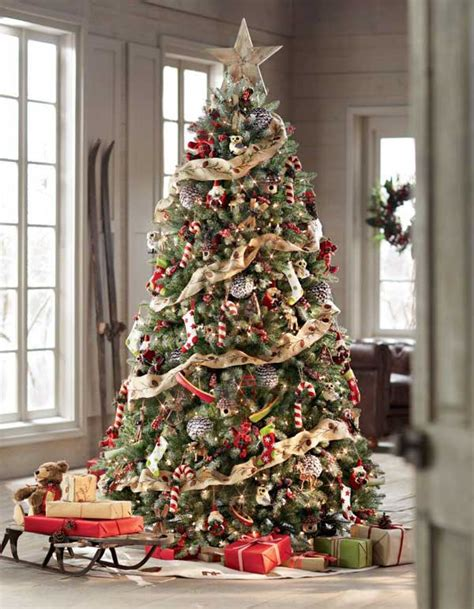dekoration baum 25 creative and beautiful tree decorating ideas