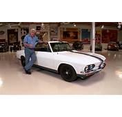Chevrolet Corvair Yenko Stinger Visits Jay Lenos Garage