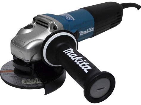 Power Grandeur Ga 4540 makita ga4540r01 1 110v angle grinder 115mm ebay