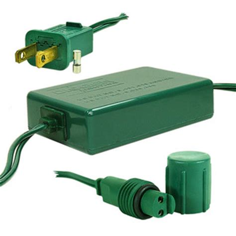 32 in plug adapter diogen christmas light accessory
