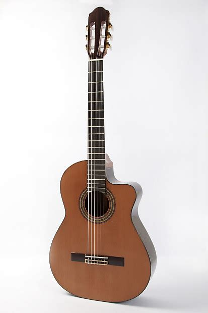 Best Handmade Guitars - raimundo cutaway series model 660e solid spruce top