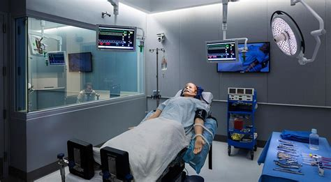 simulation room the facility skills acquisition and innovation