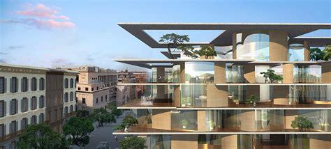l architettura contemporanea torna nel cuore di roma i