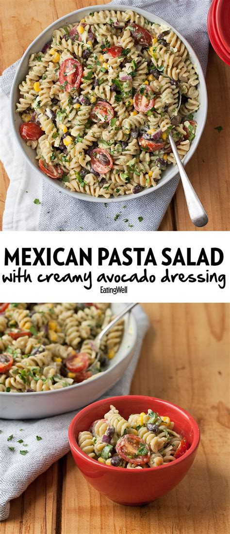 mexican pasta salad with creamy southwestern dressing 17 best images about cheap healthy lunch ideas for work