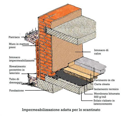 isolamento umidità pavimento piano terra isolamento pavimento piano terra terminali antivento per