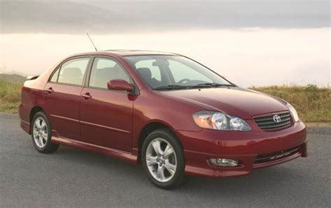 how make cars 2006 toyota corolla seat position control used 2006 toyota corolla sedan pricing for sale edmunds