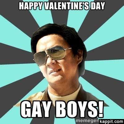 Gay Boy Meme - happy valentine s day gay boys
