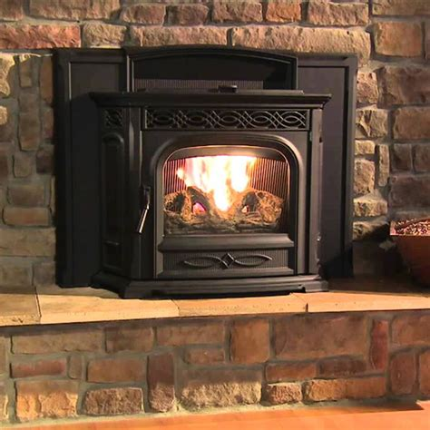 Fireplace Pellet Insert by Pellet Fireplace Inserts Harman Mountain West Sales