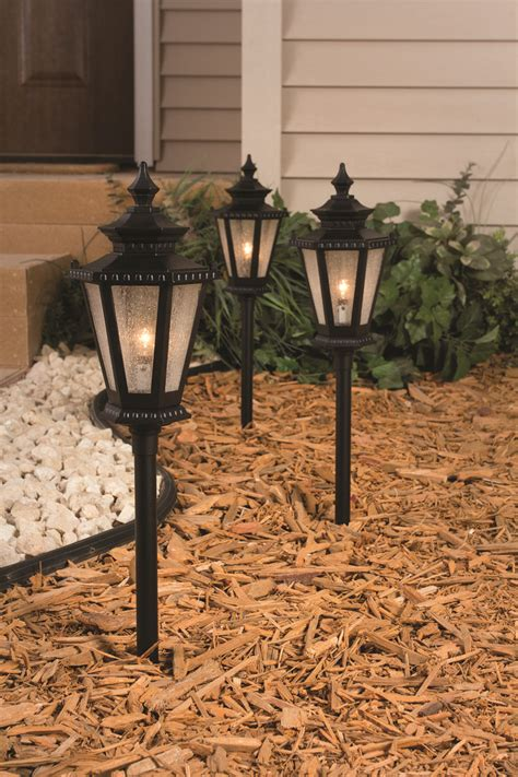 these path lights make the accent to your walkway http www menards lighting