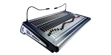 Mixee 24 Chanel Soundcraft Mpm244 soundcraft gb2
