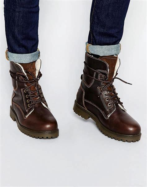 wrangler boots for wrangler wrangler aviator boots at asos