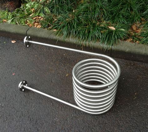 heated jacuzzi bathtub stainless steel coil heat exchanger for dutch tub wood fired hot tub heater coils
