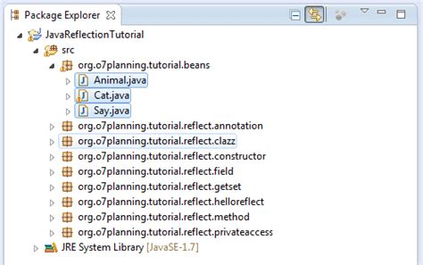 tutorial java reflection java reflection tutorial