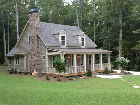 Keystone Cottages by Lake Coweta Cottage Traditional Exterior Atlanta