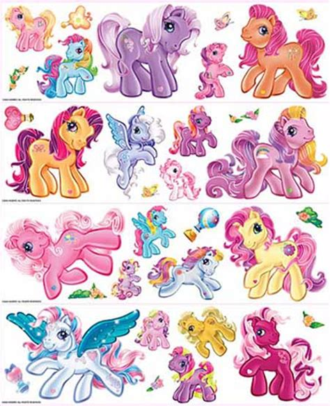 In The Night Garden Wall Stickers wallpaper by topics gt childrens and kids gt my little pony