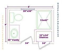 Bathroom Floor Plans 8x8 bathrooms on pinterest bathroom design tool bathroom floor plans