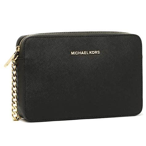 Tas Michael Kors Original Michael Kors Bag Pouches Medium michael kors jet set large saffiano leather crossbody