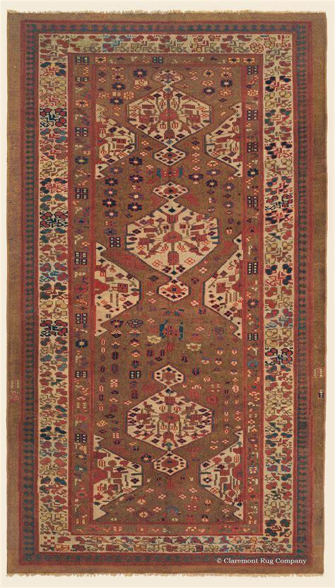 claremont rug kurdish camelhair northwest antique rug claremont rug company