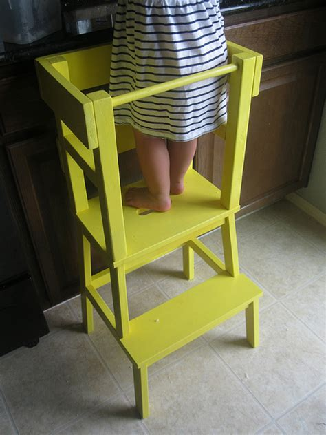 Toddler Kitchen Stool Ikea by Remodelaholic 12 Ikea Bekvam Step Stool Hacks