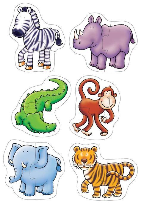 imagenes infantiles animales puzzles infantiles de animales sosregalos com