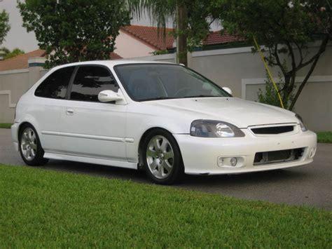 honda civic si hatchback 2000