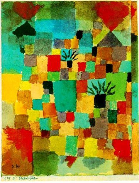 paul klee 1879 1940 paul klee 1879 1940 watercolorpainting com