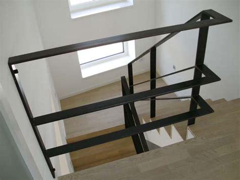 treppengeländer stahl schwarz treppengel 228 nder aus 12 x 60 mm zunderstahl in wolfsburg