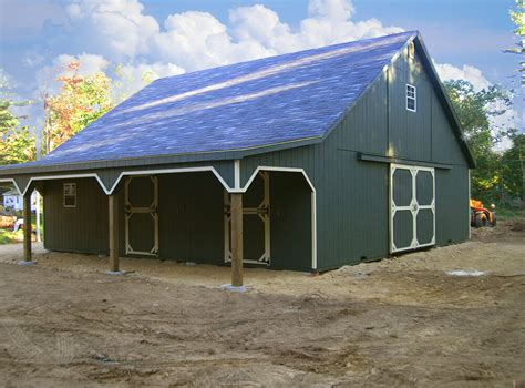 Small Barn Home Cost Prefab Is The Smart Way To Go Prefab Barns Horizon