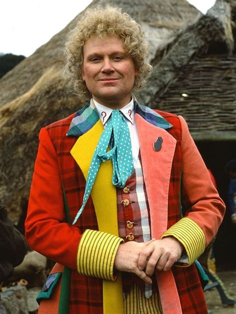 dr who doctor who class notes sixth doctor colin baker