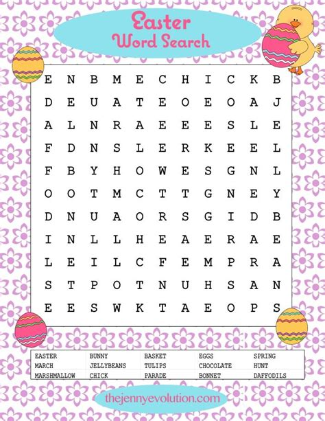 printable free easter word search 17 best images about easter on pinterest easter poems