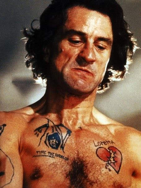 cape fear tattoo max cady robert de niro cape fear 1991