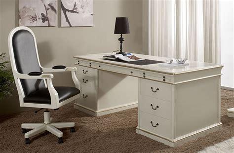 mesa escritorio clasica mesas de despacho y escritorios de lujo en