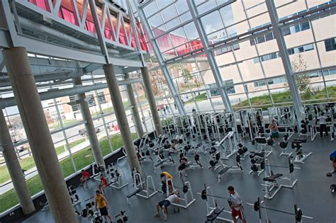 Rpac Fitness Classes 1 by 20 Most Impressive College Gyms And Student Rec Centers