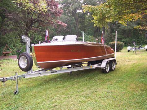 barrel back boat chris craft barrelback 1939 for sale for 60 000 boats