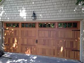 Plano Overhead Door Custom Carriage House Garage Door In Plano Tx