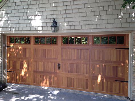 Custom Carriage House Garage Door In Plano Tx Garage Door Plano Tx