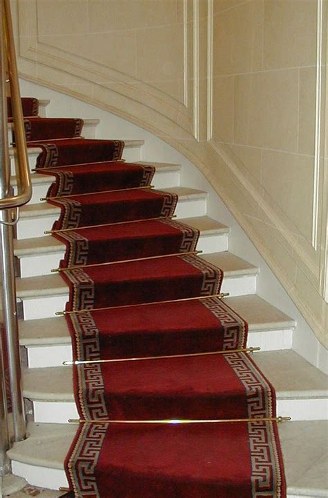 Stair Runner Rug Stair Carpets With Rods Meze