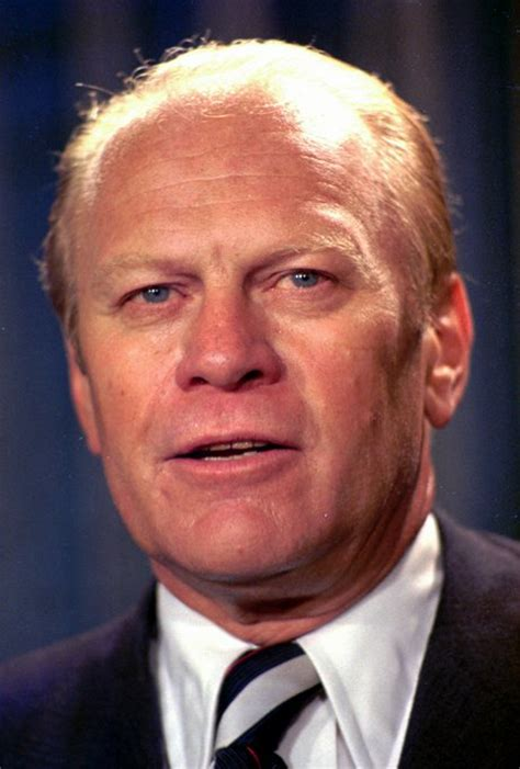 Gerald Ford The 38th President Dies At 93 by Former President Gerald Ford Ljworld
