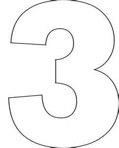 number three template best 25 alphabet stencils ideas on printable