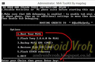 tutorial root hp xiaomi mi4i tutorial cara root xiaomi mi4i miui global 7 2 2 terbaru