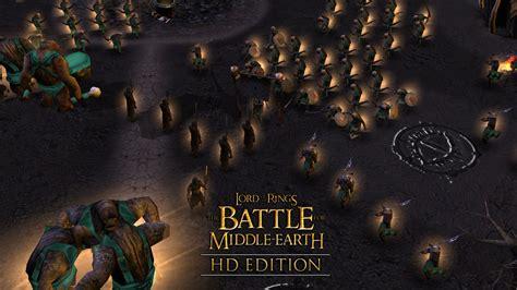 Battle Earth battle for middle earth ii windows mod db